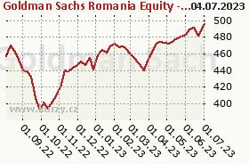 Graf kurzu (ČOJ/PL) NN (L) International Rom Equity (EUR)