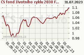 Graf majetku (ČOJ/PL) ČS fond životního cyklu 2030 FF
