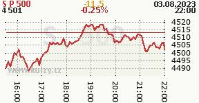 S&P 500 GSPC